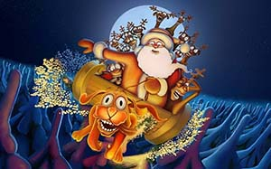 стихи на рождество на английском