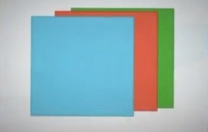 colored papers