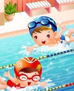 плавание на английском языке