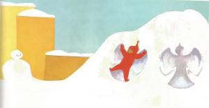 Snowman-Angels