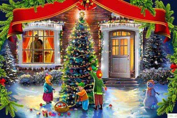 рождество по английски