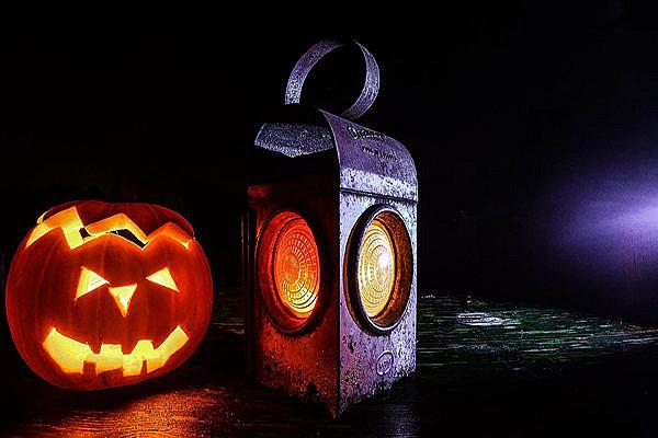 Хэллоуин на английском языке